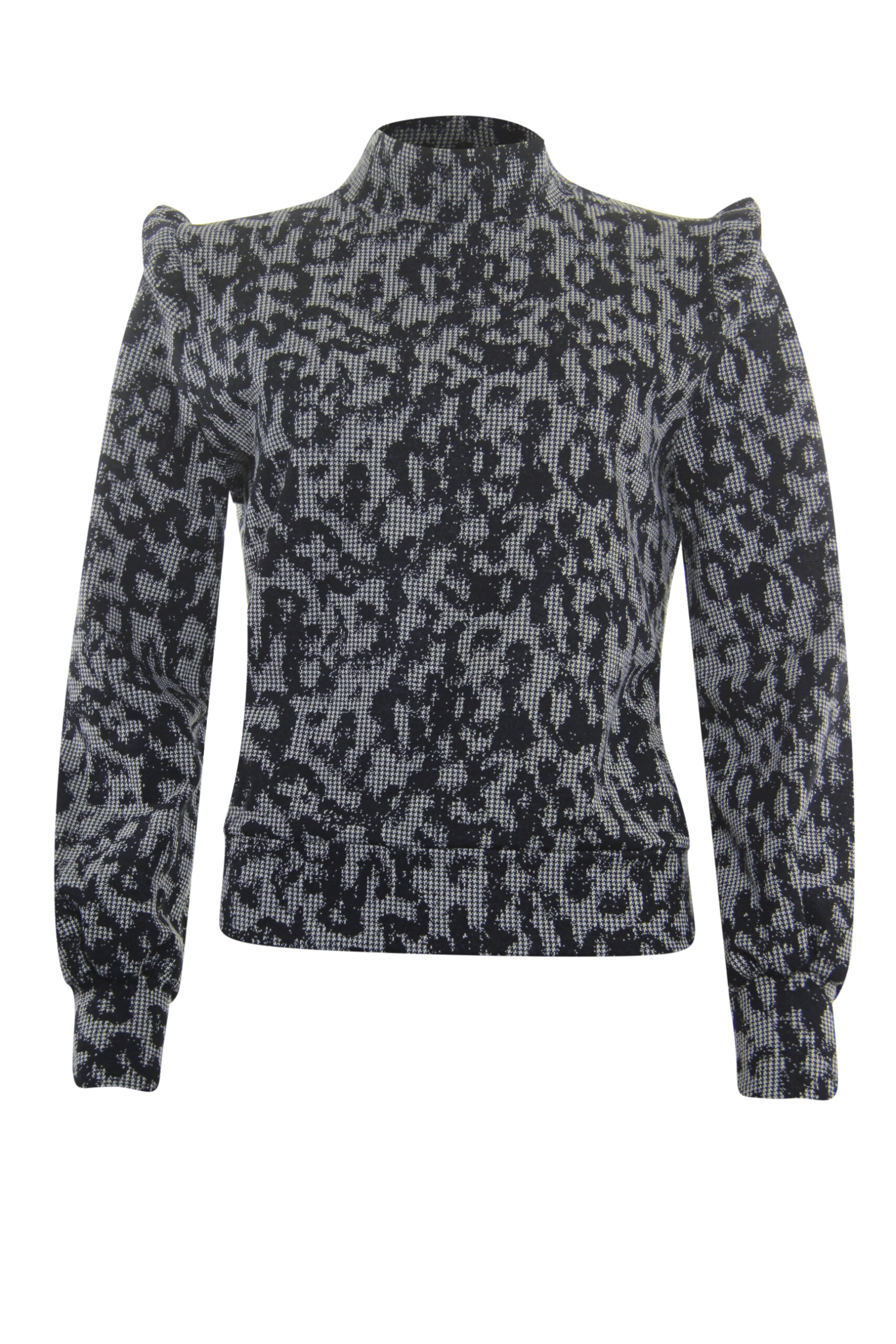 Sweater jacquard
