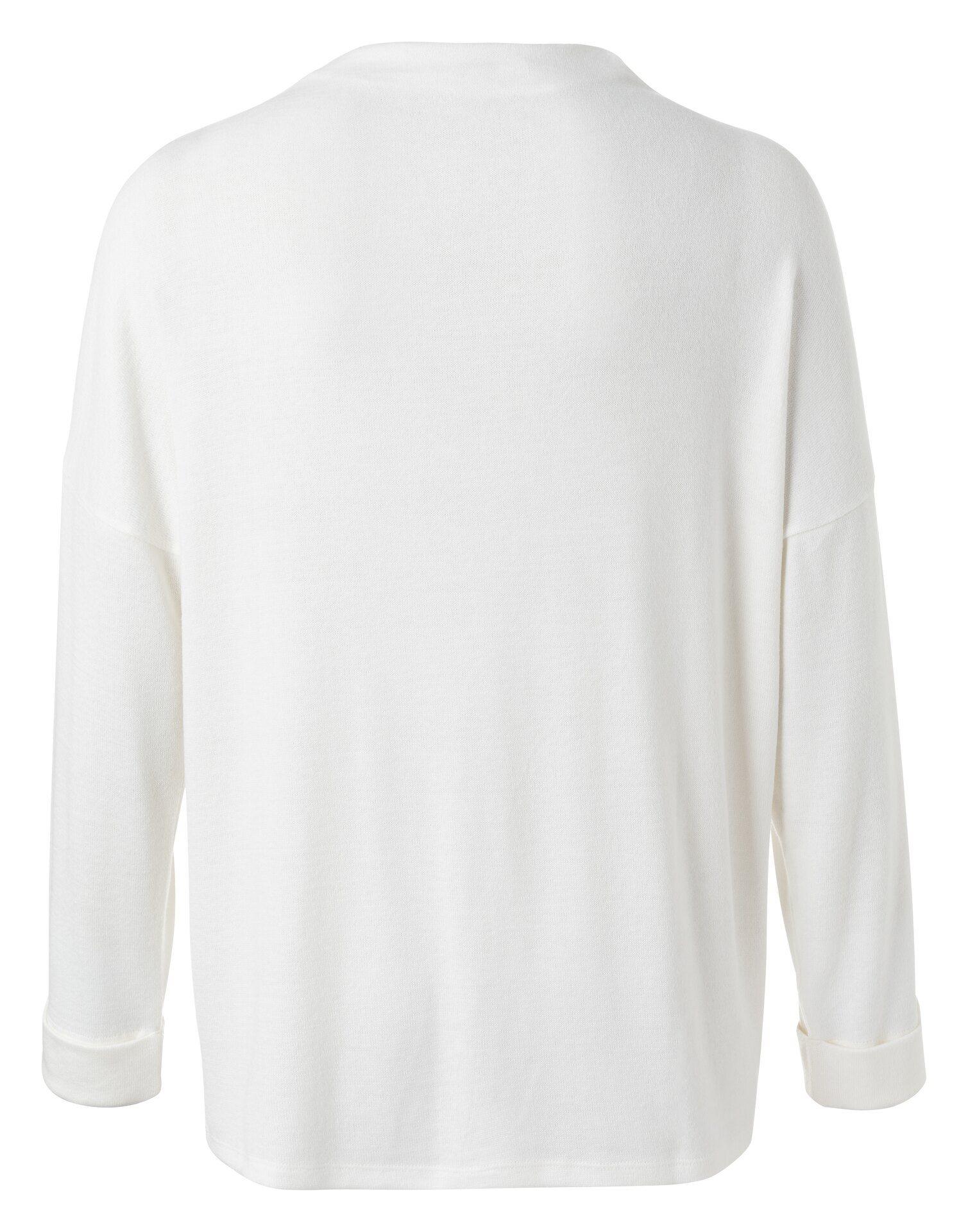 Sweater Brushed Boatneck