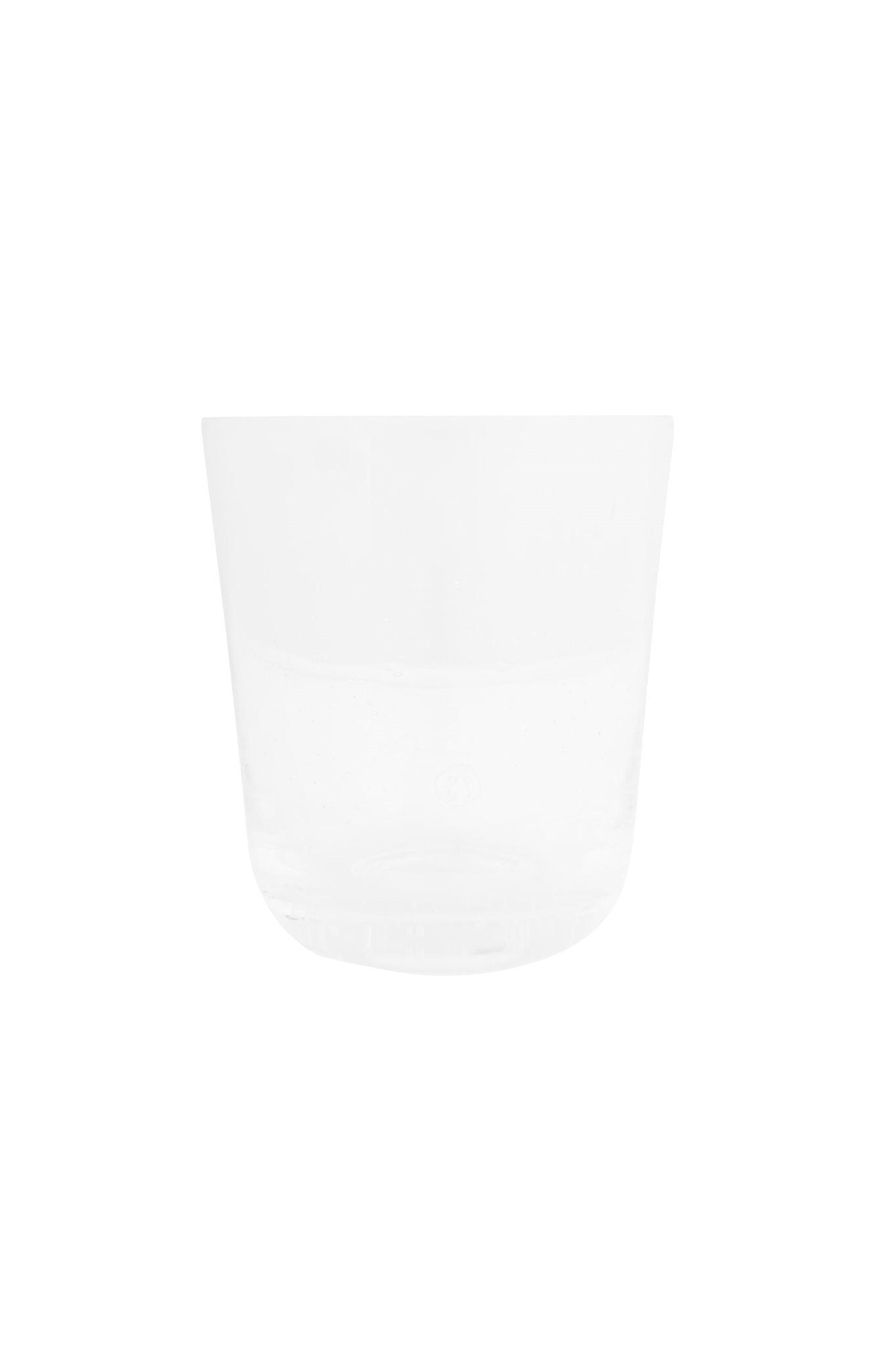 Waterglas Gerecycled Glas