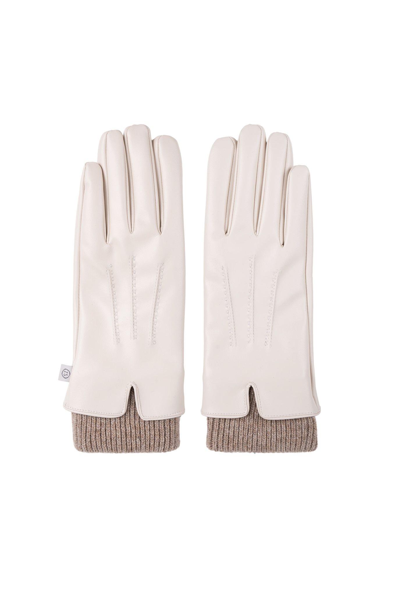 Handschoen creme