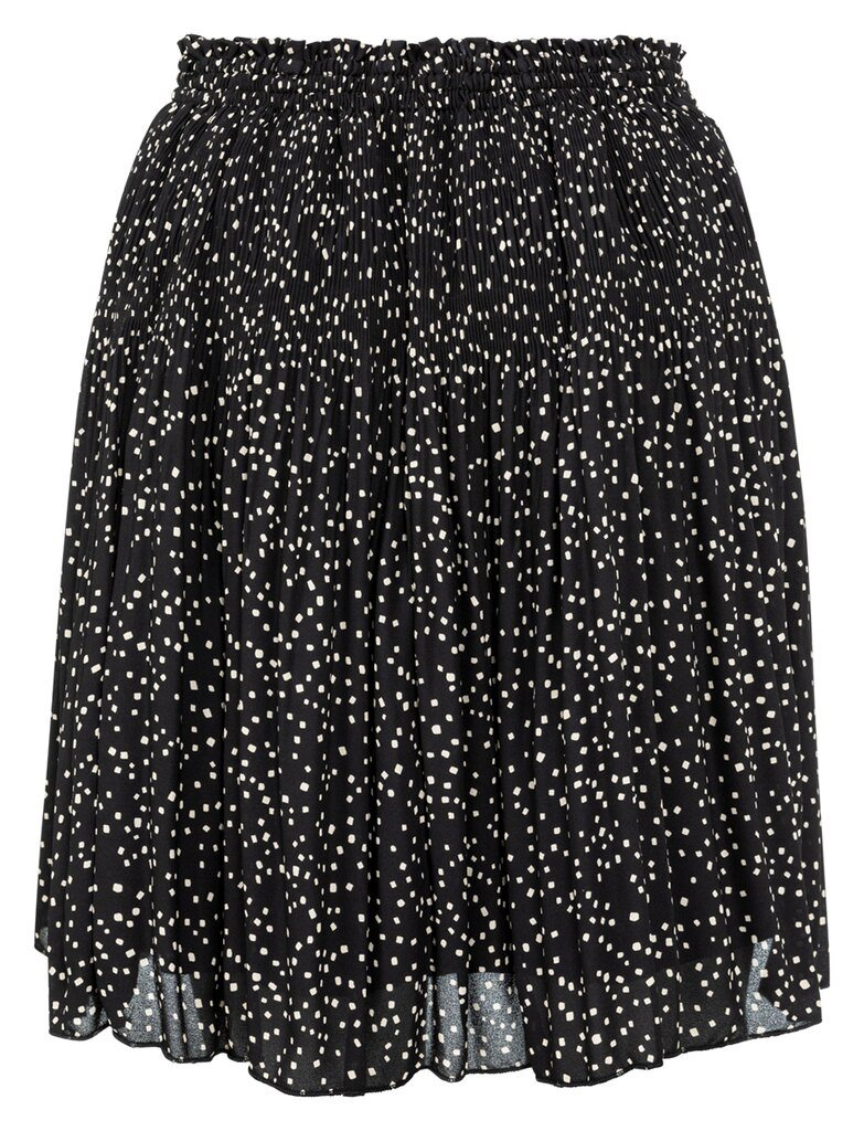 Skirt printed